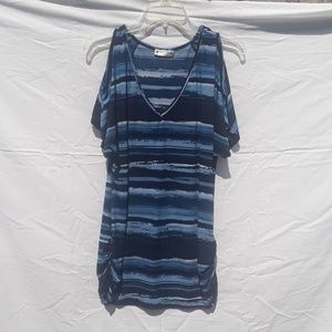 Agenda blue dress shirt